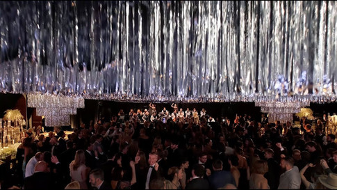 Nicole & Palmer - The Great Gatsby Wedding