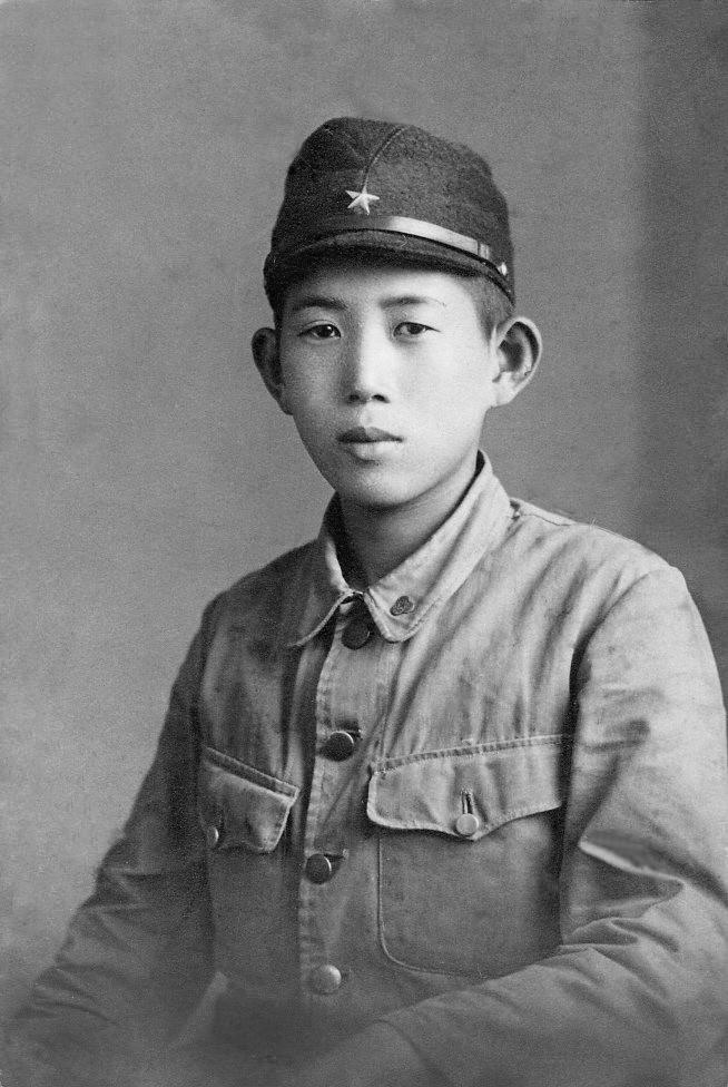Shinji Mikamo at age 16