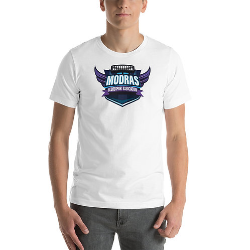 Modras Bloodsport Association Short-Sleeve Unisex T-Shirt (Bella + Canvas)