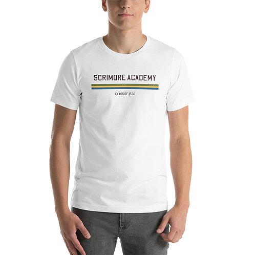 Scrimore Academy Class of 1530 Short-Sleeve Unisex T-Shirt