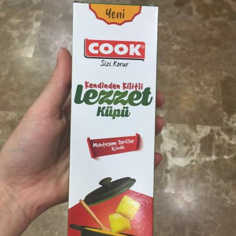 sizin de mi babaanneniz et suyunu dondurup kullanıyor:) bu işi kolaylaştırmak için Cook Lezzet Küpü. Çorbalarınızı ve yemeklerinizi tatlandırmak için farklı bir yöntem