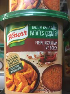 Sonunda şu dışarıda yediğimiz patates lezzetine evde de ulaşabiliryor bu ürün sayesinde, raflarda  kalmadıysa şaşmayın