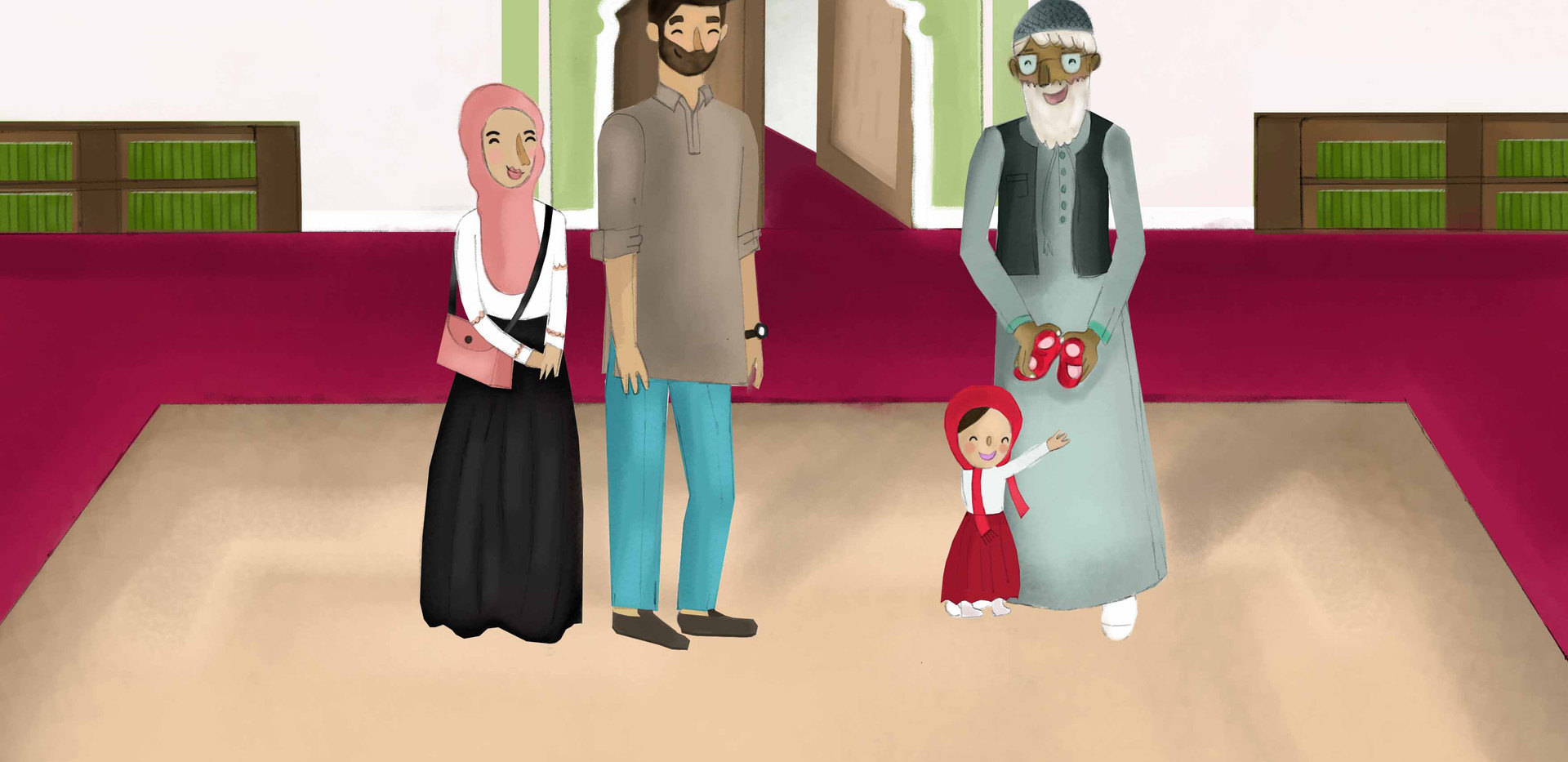 BBC Eid shoes