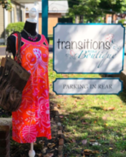 We are open! Come to Transitions and sho