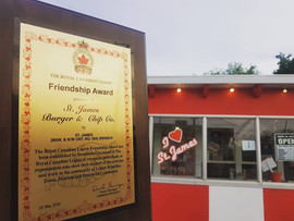 Friendship Award.... very honoured!