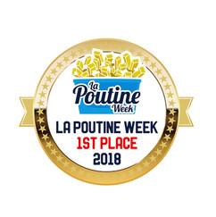 La Poutine Week 1st Place Winners 2018