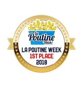 La Poutine Week 1st Place Winners 2018