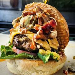 After Burner Burger