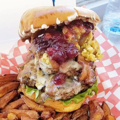 Thankgiving Burger