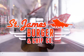 Welcome to St. James Burger
