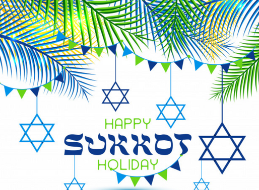 Sukkot – The celebration of faith