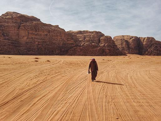 Bemidbar- El desierto y su mensaje