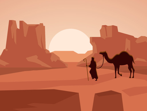 Matot – Masei, El fin de la travesía por el desierto