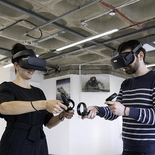 2h VR Workshop