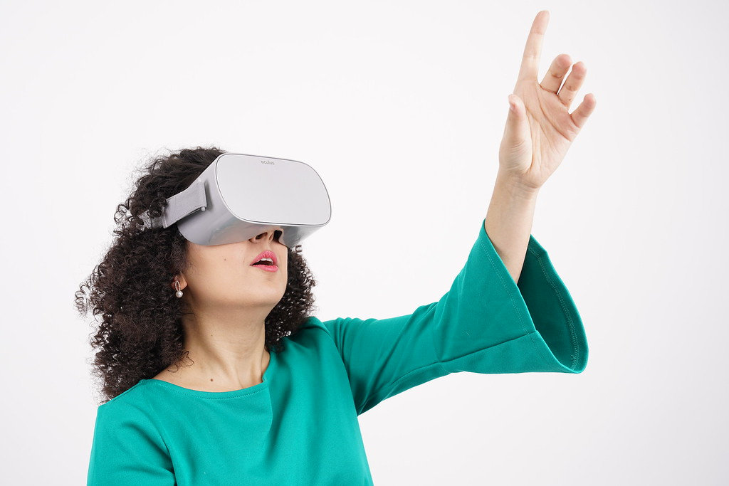 Treatment with KBT-therapy and VR