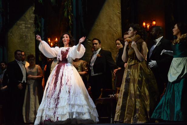 Lucia di Lammermoor, IU Opera Theater
