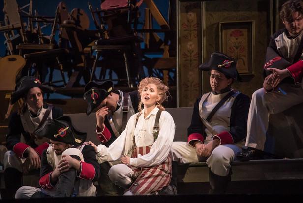 La fille du régiment, IU Opera Theater