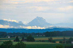 Traunstein Panorama