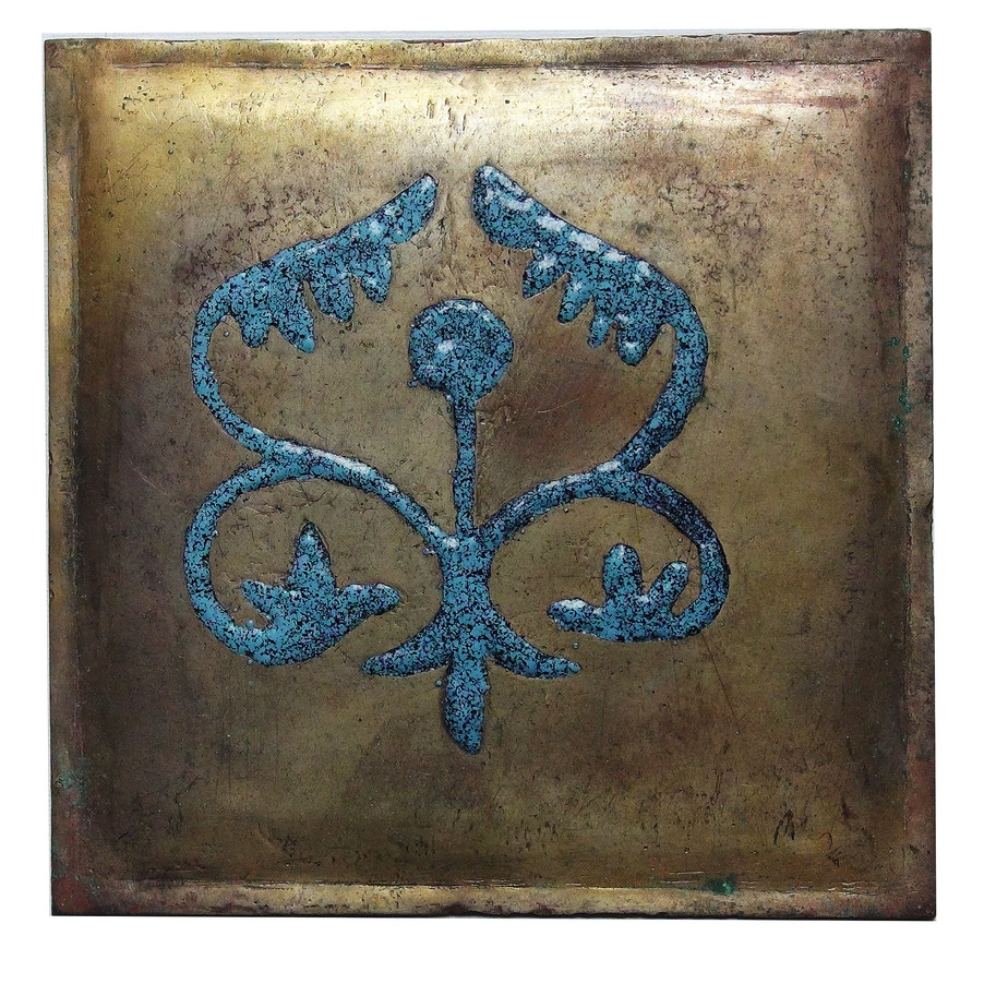 DECORATIVE ELEMENT OF IRON GATES (model)