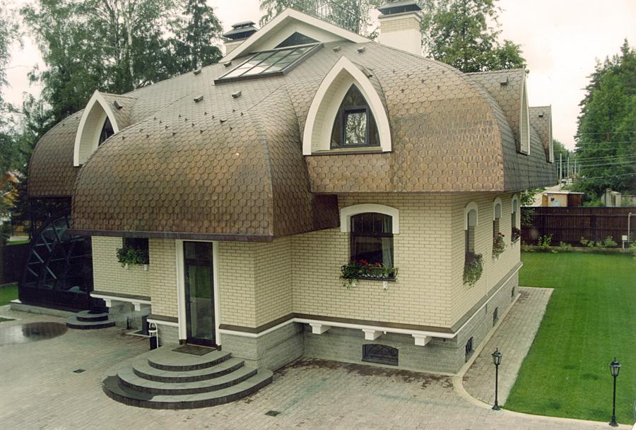 Коттедж в Глаголево