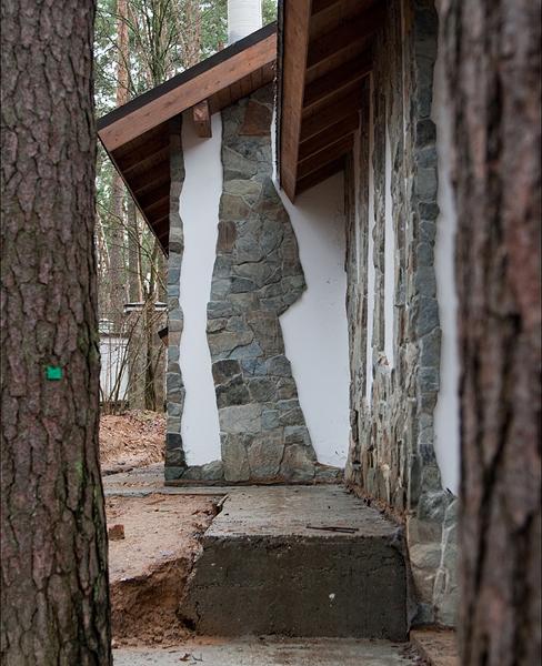 Декоративная отделка камнем
