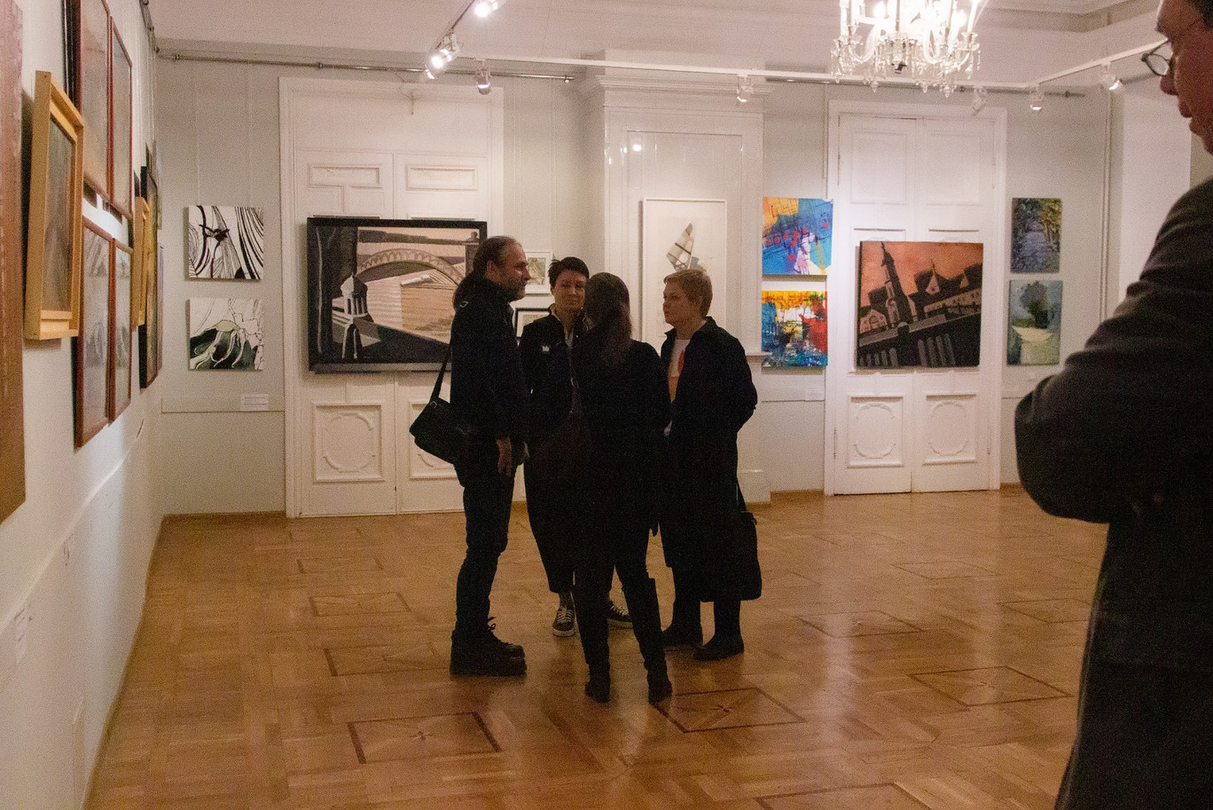 """Art exhibition """"Autumn exhibition"""" Union of Moscow Artists,   Moscow 08-12 October"""