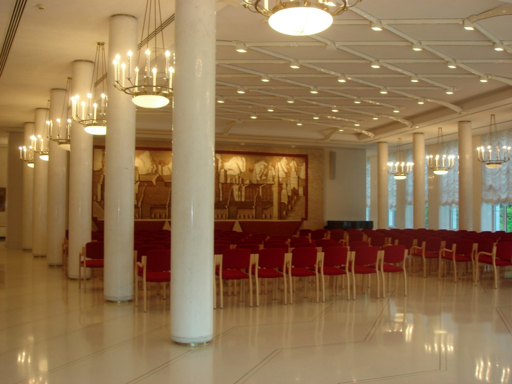 GREAT RECEPTION HALL