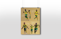 NCFC Great Goals Poster
