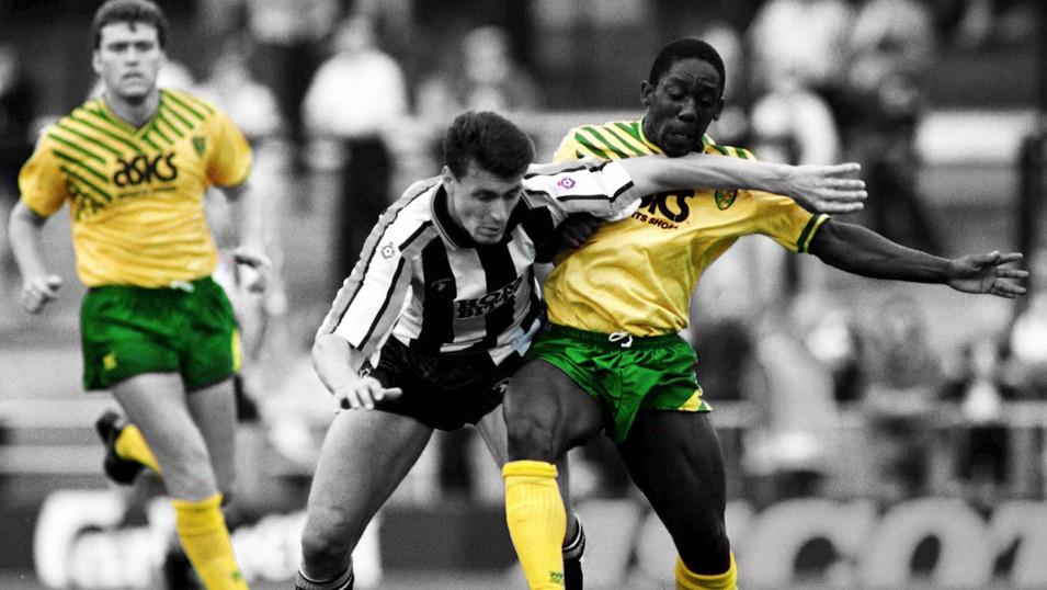 ASICS x Norwich City