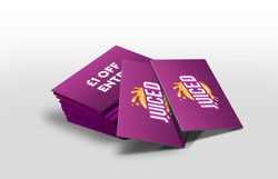 JUICED discounted entry cards