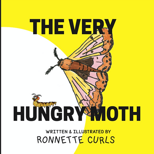 The Very Hungry Moth