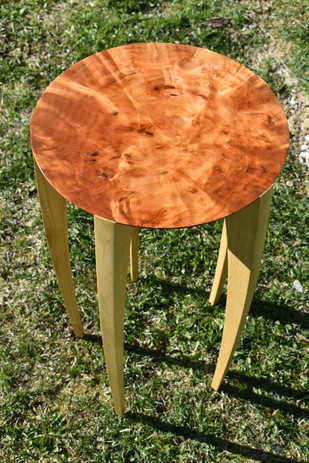 Willow Burl Table