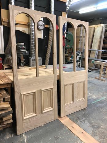 Sassafrass Doors