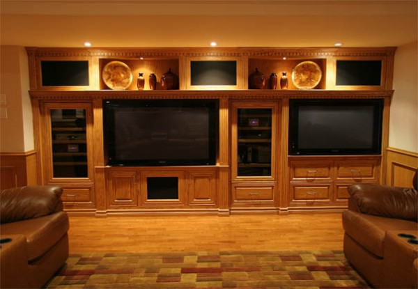 Lounge Cabinetry