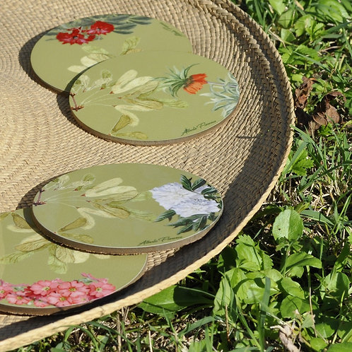 "sottobicchiere/coaster ""Fritillaria"""