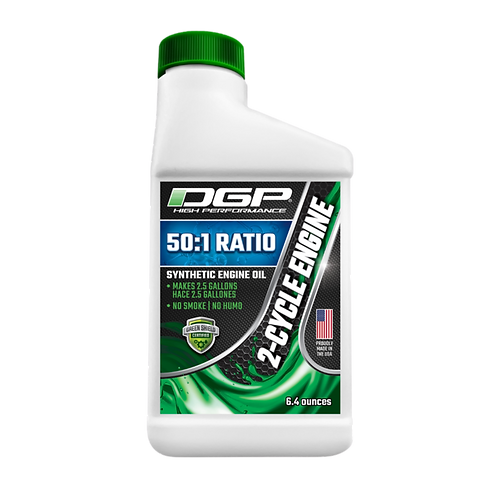 Full Synthetic 2 Cycle Oil (6.4oz Bottle)