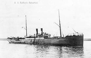SS Raffaele Rubattino of the Italian Line (NGI)