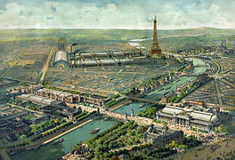 Paris Exposition Universelle 1900