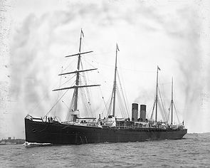 SS Britannic of White Star Line