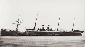 SS Golconda of BISN