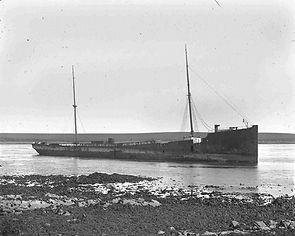 Refloated Blockship Numidian