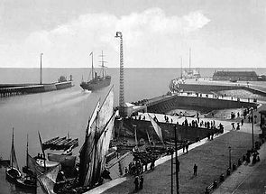 Le Havre in 1890s