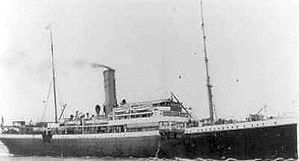 SS Prinz Regent Luitpold of North German LLoyd (NDL)