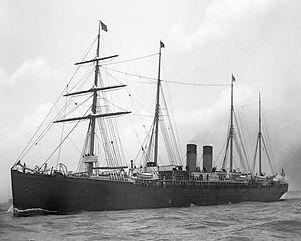 SS Germanic of White Star Line
