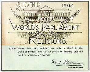 A Souvenir of the Religious Congress