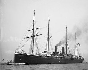 SS La Champagne of the French Line