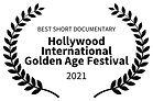 BEST SHORT DOCUMENTARY - Hollywood International Golden Age Festival - 2021.jpg