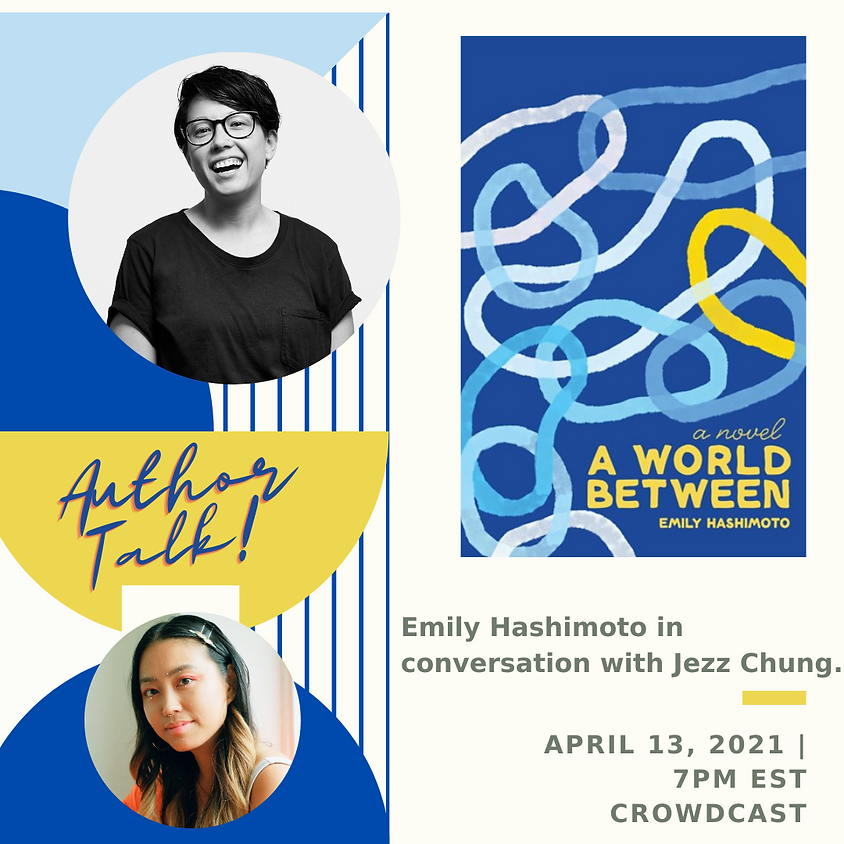 Author Talk: A World Between