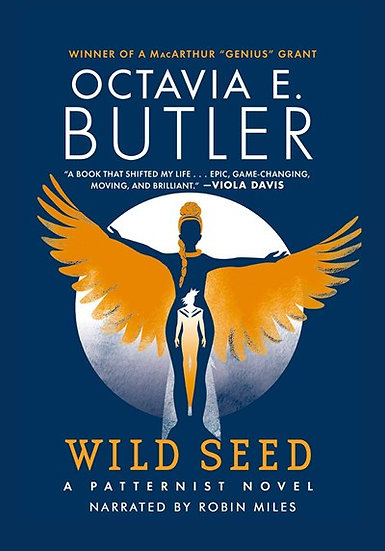 Butler , O   Wild Seed (Patternist #1)