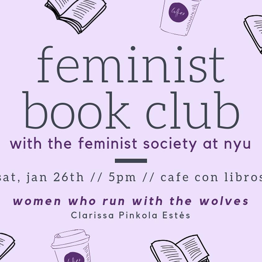 NYU Feminist Book Club